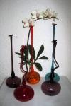 Orchideen - Rosenvasen